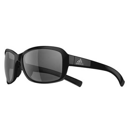 AD21-6050: Women's Baboa Sunglasses - Black Shiny