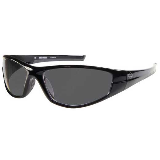 HDS-554S-BLK-3F: Men's Sunglasses - Black