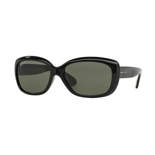 0RB410160158: Jackie Ohh Sunglasses - Black