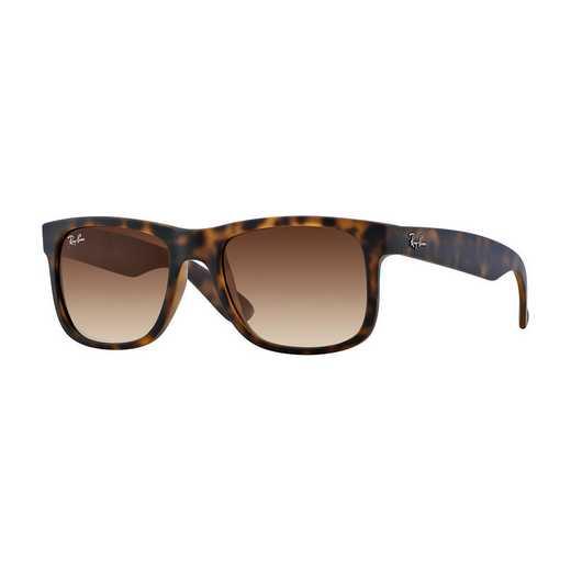 0RB41657101355: Justin Sunglasses - Tortoise Gradient