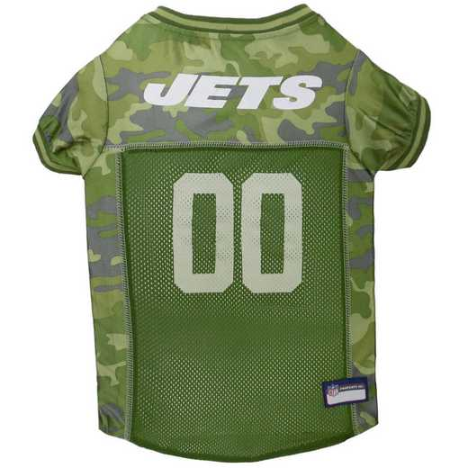 NEW YORK JETS Pet Camo Jersey