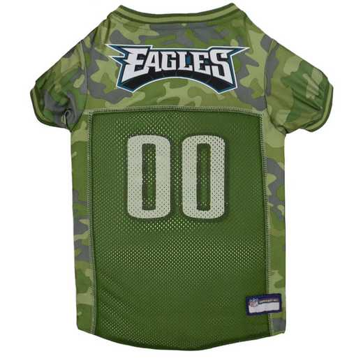 PHILADELPHIA EAGLES Pet Camo Jersey
