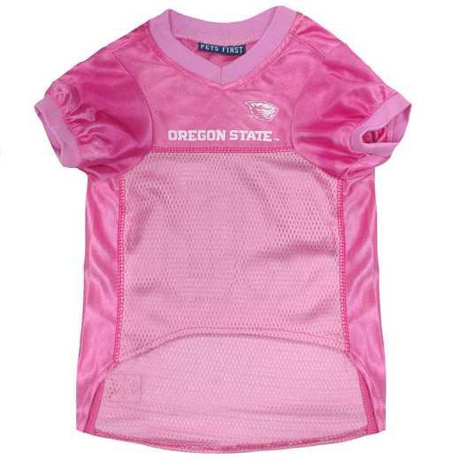 OREGON STATE Pink Pet Jersey