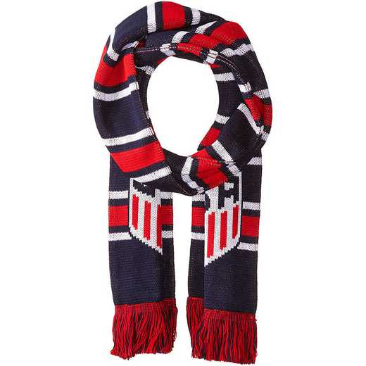 USA-2016-MBAR: US Soccer Scarf - Multi Bar