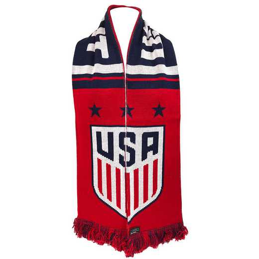 USWNT-18-MODONOT: USWNT Scarf - Mod One Nation One Team