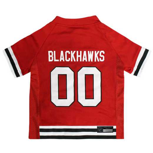 CHICAGO BLACKHAWKS Mesh Pet Jersey