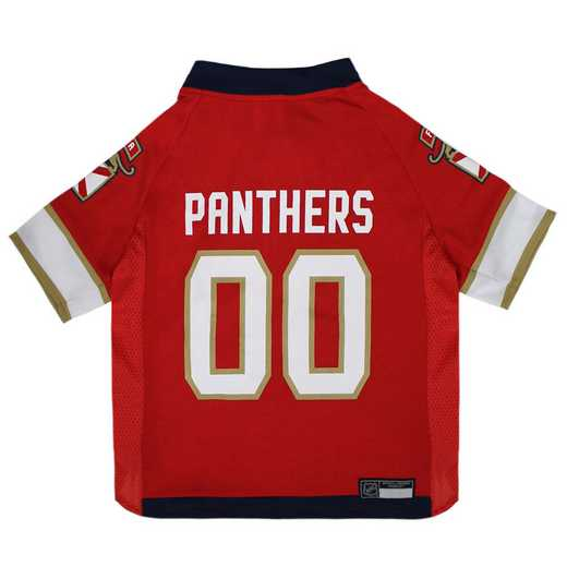 FLORIDA PANTHERS Mesh Pet Jersey