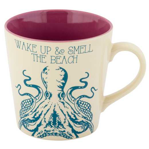WT203544: MUGS OCTOPUS
