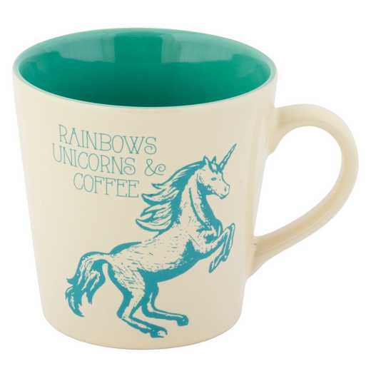 WT203551: MUGS UNICORN