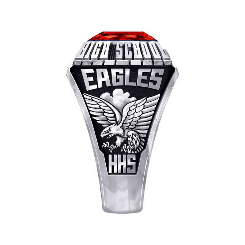 Women's Harmony High School Official Ring