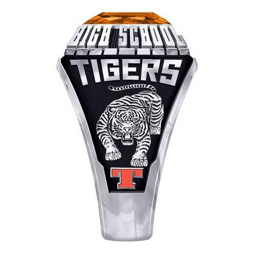 Men's Texas High School Official Ring