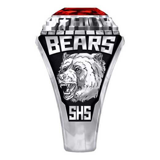 Men's Soper High School Official Ring