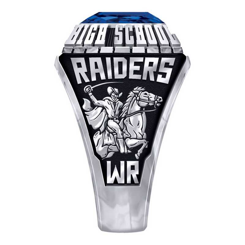 Women's West Rusk High School Official Ring