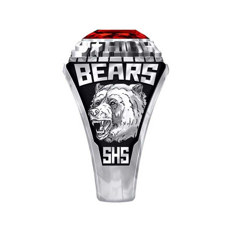 Women's Soper High School Official Ring