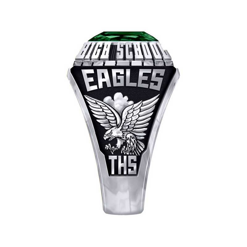 Men's Tatum High School Official Ring