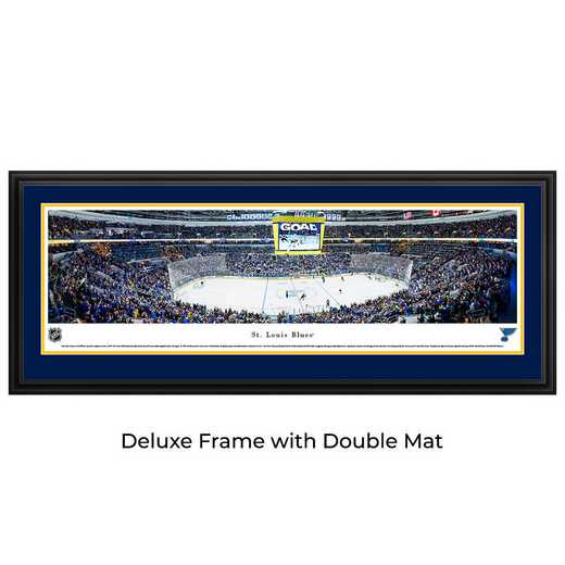 NHLBLU4D: St. Louis Blues Hockey #4 - Deluxe