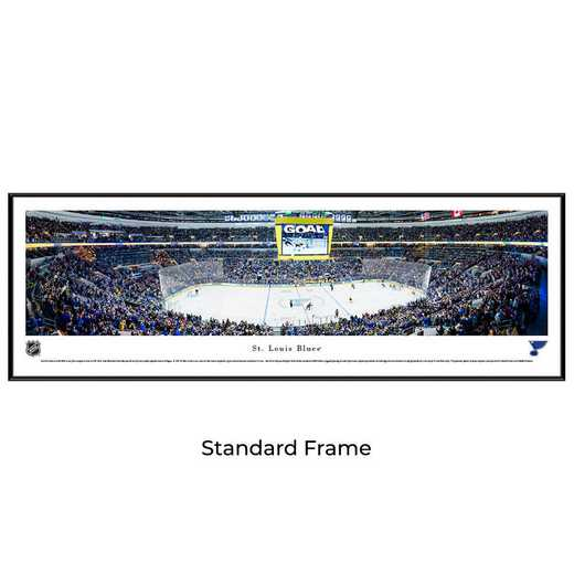 NHLBLU4F: St. Louis Blues Hockey #4 - Standard
