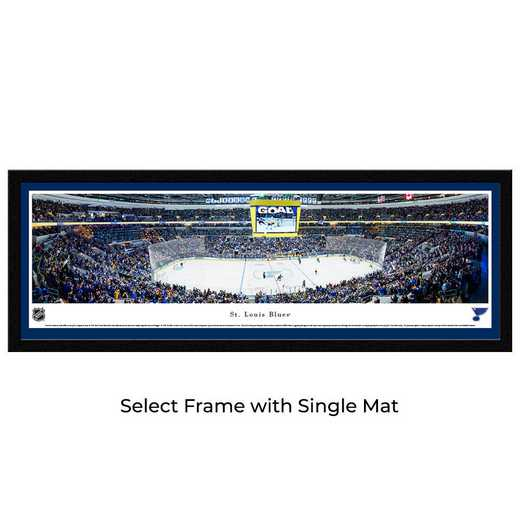 NHLBLU4M: St. Louis Blues Hockey #4 - Select