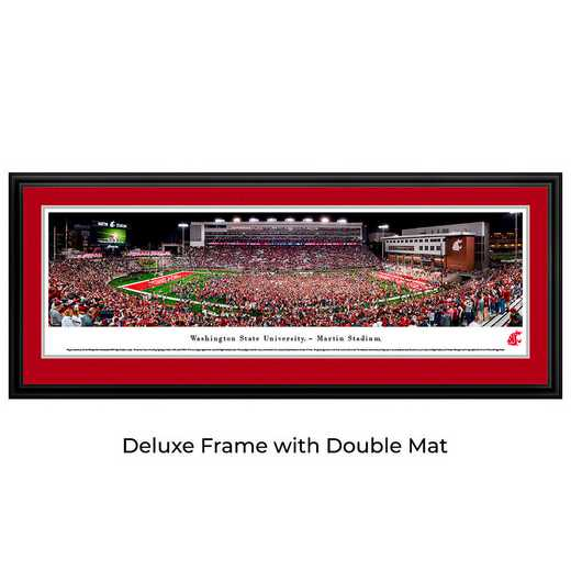 WASU4D: Washington State Cougars Football #4 - Deluxe