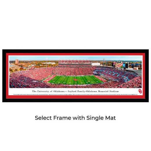 UOK8M: Oklahoma Sooners Football #8 (50 YD) - Select