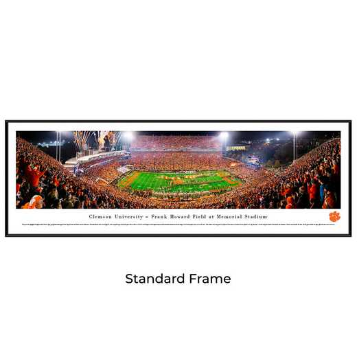 CLEM5F: Clemson Tigers Football #5 (50 Yd) - Standard