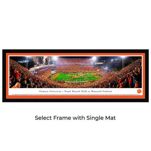CLEM5M: Clemson Tigers Football #5 (50 Yd) - Select