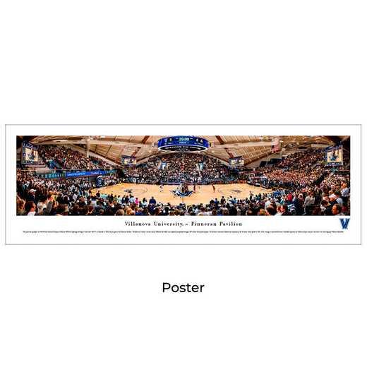 VILU2: Villanova Wildcat Basketball #2 (Finneran) - Unframed Poster