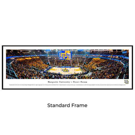 MQU2F: Marquette Basketball #2 - Fiserv Forum - Standard