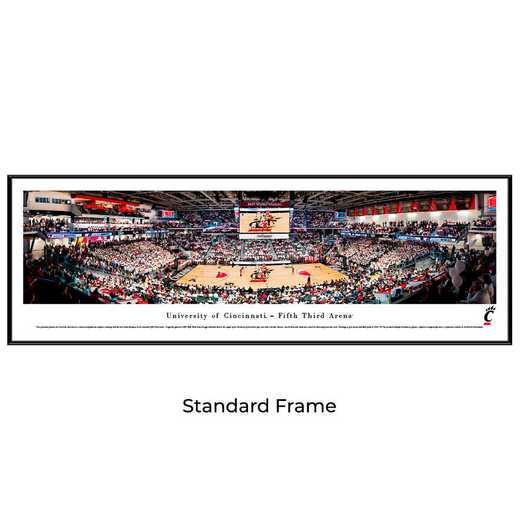 UCIN3F: Cincinnati Bearcats Basketball #3 - Standard