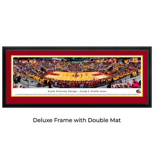 LOYU1D: Loyola Ramblers Basketball #1 - Deluxe