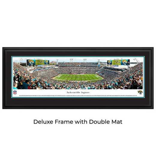 NFLJAG4D: Jacksonville Jaguars #4  - Deluxe