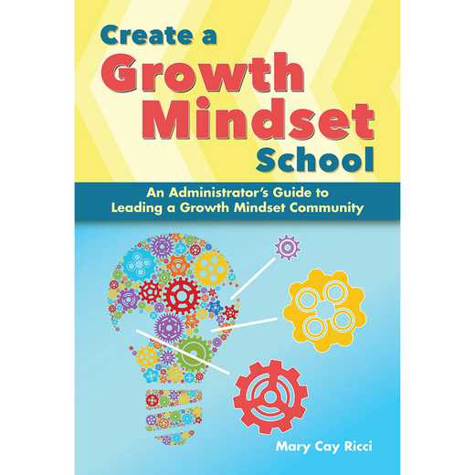 9781618217837: Create a Growth Mindset School