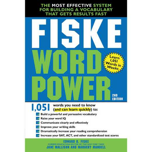 9781492650744: Fiske WordPower