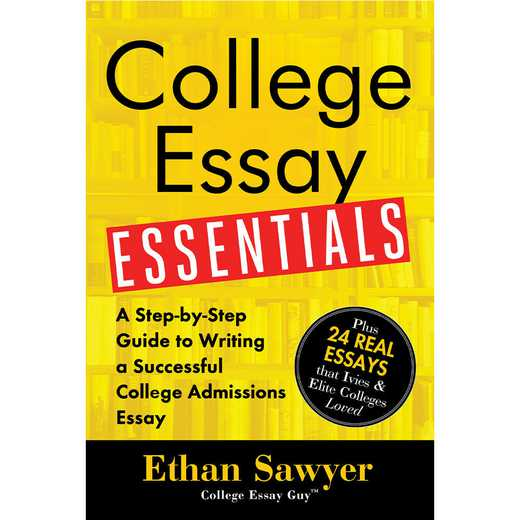 9781492635123: College Essay Essentials
