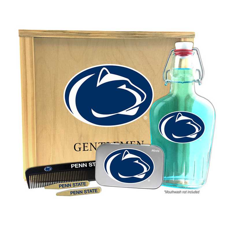 PA-PSU-GK2: Penn State Nittany Lions Gentlemen's Toiletry Kit Keepsake