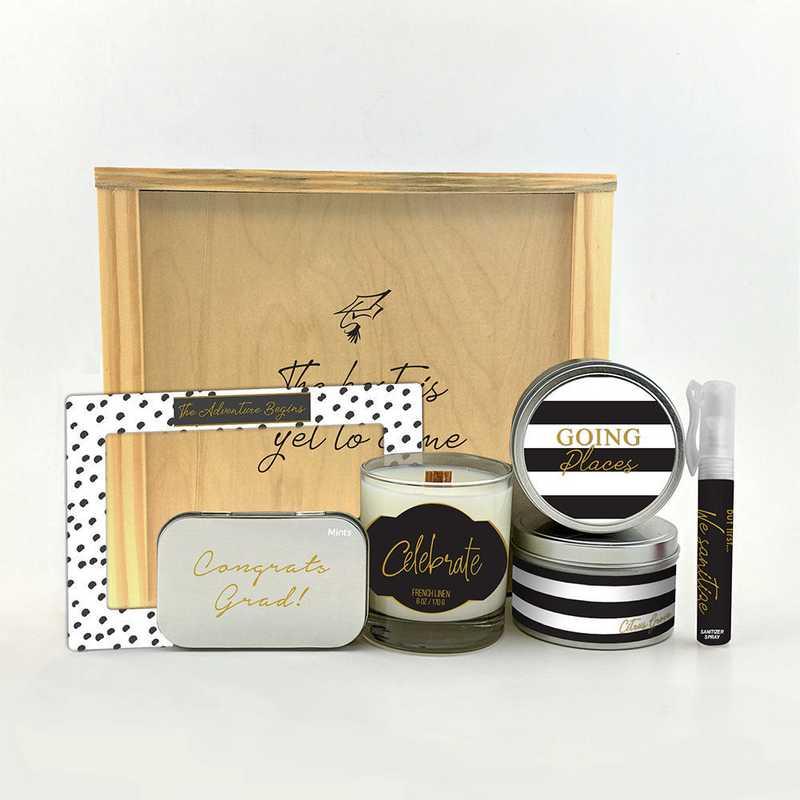 CLASSOF01-HWGK: Class of 2019 House-Warming Gift Box