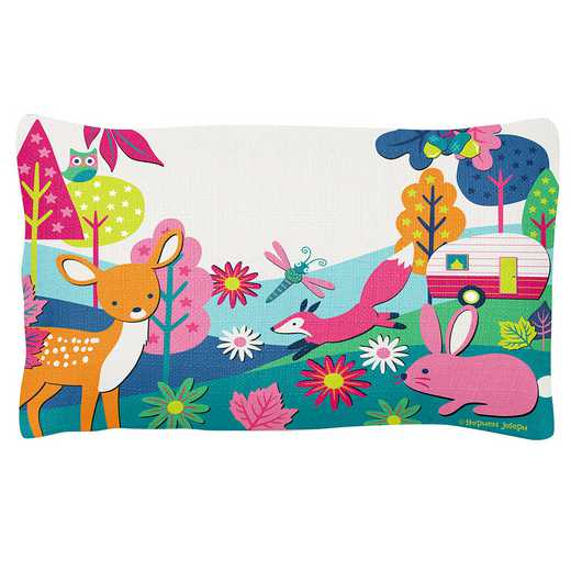 SJ116106: PILLOW WOODLAND (S19)