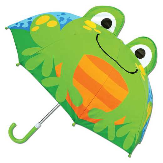 SJ104652: SJ  POP UP UMBRELLA FROG