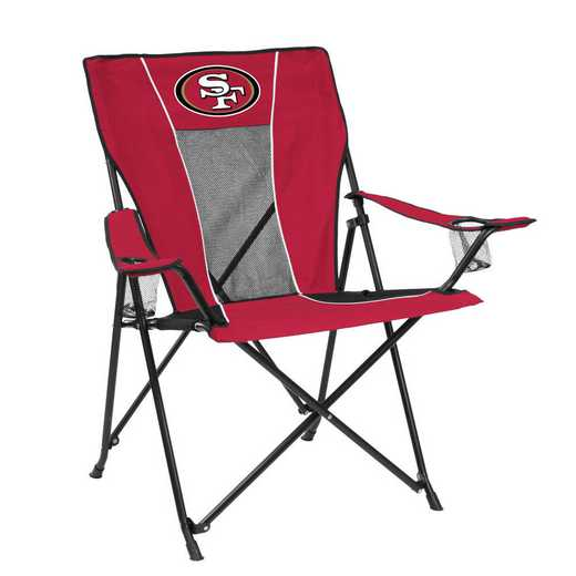 627-10G: LB San Francisco 49ers Game Time Chair