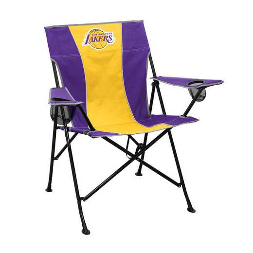 713-10P: LB LA Lakers Pregame Chair