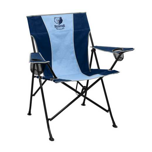 714-10P: LB Memphis Grizzlies Pregame Chair