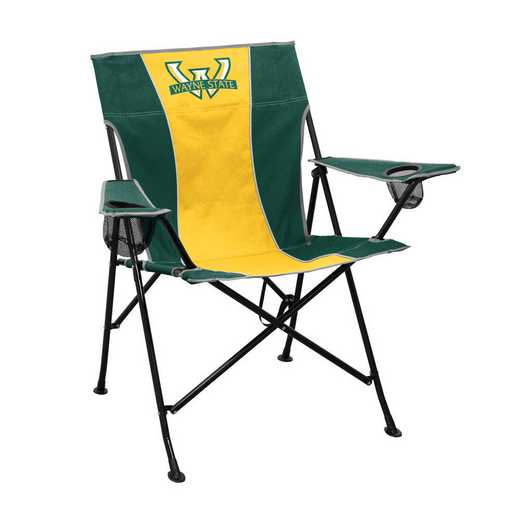 C1911-10P: LB Wayne State University Pregame Chair