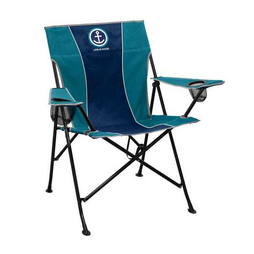 004-10P-LIG1: LB Life is Good Beach Pregame Chair