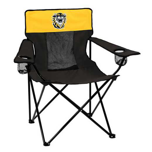 C2827-12E-1: LB Fort Hays State U Elite Chair