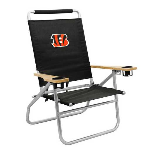 607-16B: LB Cincinnati Bengals Beach Chair