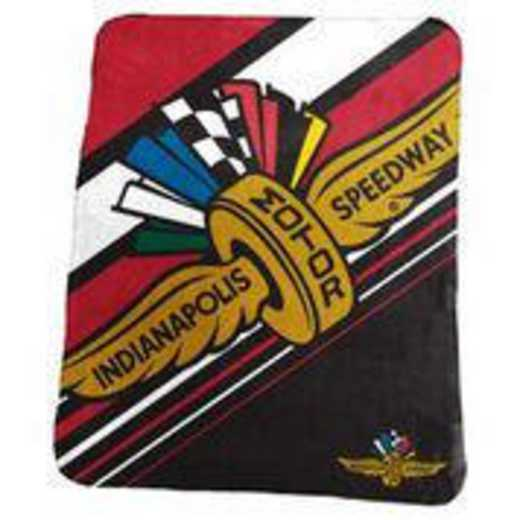 C2541-23-1: LB Indy Super Spedway Wing Wheen Fly Striped Classic Fleece