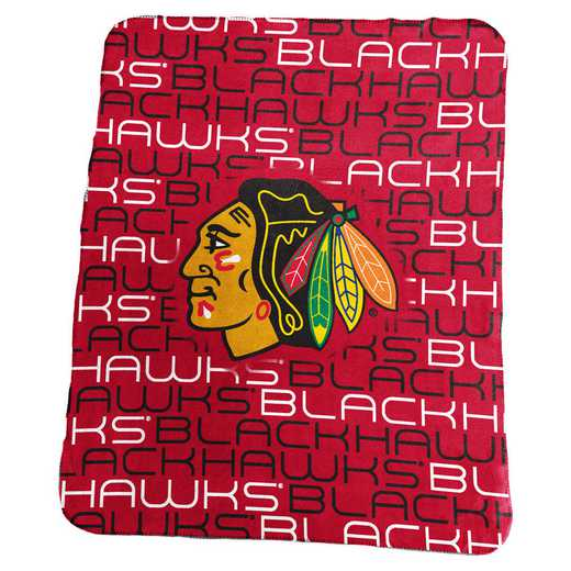 807-23B: LB Chicago Blackhawks Classic Fleece
