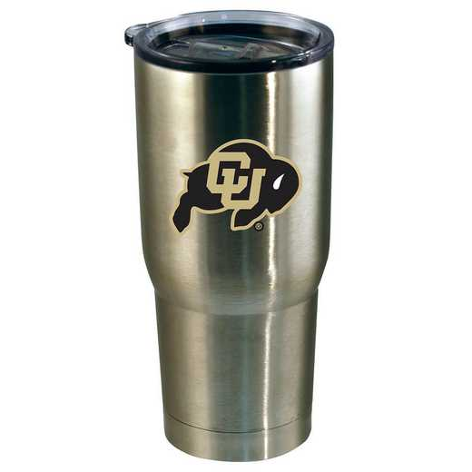 COL-COL-720101: 22oz Decal SS Tumbler CO