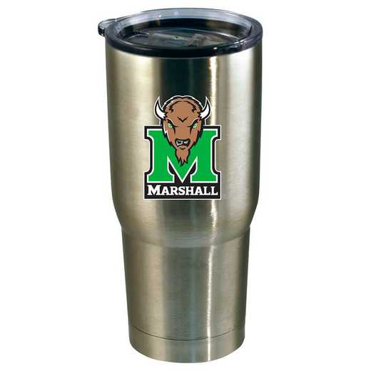 COL-MTH-720101: 22oz Decal SS Tumbler Marshall