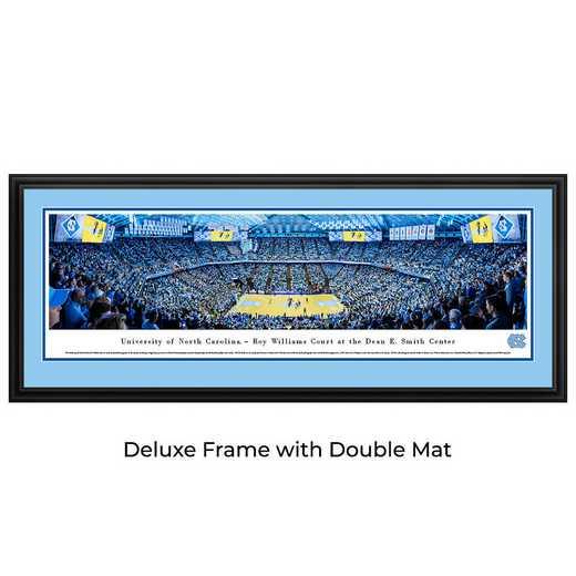 UNC4D: BW North Carolina Tar Heels Basketball- Deluxe